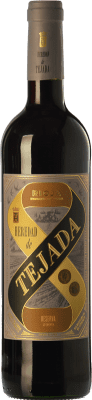 6,95 € Envío gratis | Vino tinto Classica Heredad de Tejada Reserva D.O.Ca. Rioja La Rioja España Tempranillo Botella 75 cl