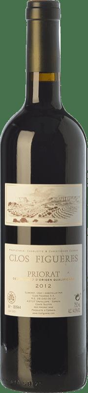 52,95 € Envío gratis   Vino tinto Clos Figueras Clos Figueres Crianza D.O.Ca. Priorat Cataluña España Syrah, Cabernet Sauvignon, Monastrell, Cariñena Botella 75 cl