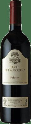 29,95 € Free Shipping | Red wine Clos Figueras Font de la Figuera Crianza D.O.Ca. Priorat Catalonia Spain Syrah, Grenache, Cabernet Sauvignon, Carignan Bottle 75 cl