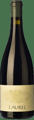 35,95 € Envío gratis | Vino tinto Clos i Terrasses Laurel Crianza D.O.Ca. Priorat Cataluña España Syrah, Garnacha, Cabernet Sauvignon Botella 75 cl