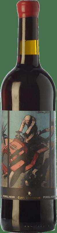 16,95 € Envoi gratuit | Vin rouge Clos Lentiscus Perill Noir Reserva D.O. Penedès Catalogne Espagne Sumoll Bouteille 75 cl