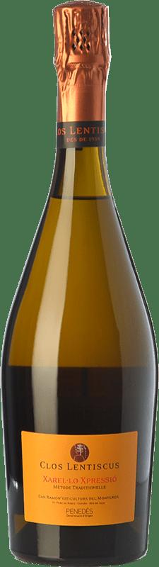 35,95 € Envoi gratuit | Vin blanc Clos Lentiscus Xarel·lo Xpressió Crianza D.O. Penedès Catalogne Espagne Xarel·lo, Xarel·lo Vermell Bouteille 75 cl