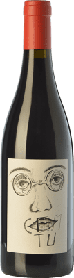 39,95 € Free Shipping | Red wine Clos Mogador Com Tu Crianza D.O. Montsant Catalonia Spain Grenache Bottle 75 cl