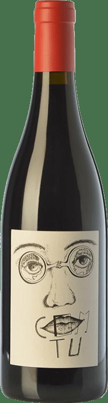 39,95 € Envoi gratuit | Vin rouge Clos Mogador Com Tu Crianza D.O. Montsant Catalogne Espagne Grenache Bouteille 75 cl