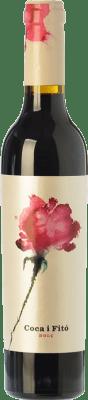 19,95 € Envoi gratuit | Vin doux Coca i Fitó Dolç D.O. Montsant Catalogne Espagne Grenache, Carignan Demi Bouteille 37 cl