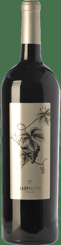 17,95 € Envoi gratuit | Vin rouge Coca i Fitó Jaspi Negre Joven D.O. Montsant Catalogne Espagne Syrah, Grenache, Cabernet Sauvignon, Carignan Bouteille Magnum 1,5 L