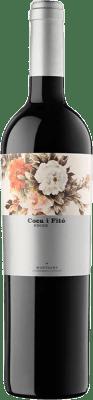 23,95 € Envoi gratuit | Vin rouge Coca i Fitó Negre Crianza D.O. Montsant Catalogne Espagne Syrah, Grenache, Carignan Bouteille 75 cl