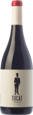 38,95 € Free Shipping | Red wine Coca i Fitó Tocat i Posat Crianza D.O. Empordà Catalonia Spain Grenache, Carignan Bottle 75 cl