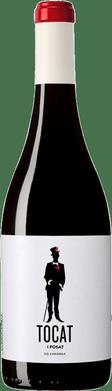 27,95 € Envoi gratuit | Vin rouge Coca i Fitó Tocat i Posat Crianza D.O. Empordà Catalogne Espagne Grenache, Carignan Bouteille 75 cl