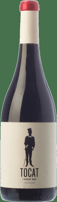 88,95 € Free Shipping | Red wine Coca i Fitó Tocat i Posat Crianza D.O. Empordà Catalonia Spain Grenache, Carignan Magnum Bottle 1,5 L