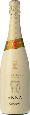 19,95 € Free Shipping   White sparkling Anna de Codorníu Blanc de Blancs Reserva D.O. Cava Catalonia Spain Macabeo, Xarel·lo, Chardonnay, Parellada Magnum Bottle 1,5 L.   Thousands of wine lovers trust us to get the best price guarantee, free shipping always and hassle-free shopping and returns.