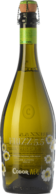 8,95 € Free Shipping   White sparkling Codorníu CodorNew Frizz 5.5 Spain Verdejo Bottle 75 cl   Thousands of wine lovers trust us to get the best price guarantee, free shipping always and hassle-free shopping and returns.