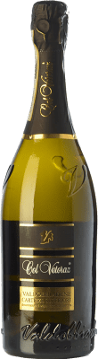 19,95 € Free Shipping | White sparkling Col Vetoraz Superiore di Cartizze D.O.C.G. Prosecco di Conegliano-Valdobbiadene Treviso Italy Glera Bottle 75 cl | Thousands of wine lovers trust us to get the best price guarantee, free shipping always and hassle-free shopping and returns.