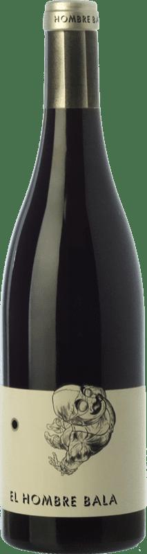 15,95 € Free Shipping | Red wine Comando G El Hombre Bala Joven D.O. Vinos de Madrid Madrid's community Spain Grenache Magnum Bottle 1,5 L