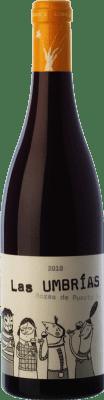 147,95 € Free Shipping | Red wine Comando G Las Umbrías Crianza 2011 D.O. Vinos de Madrid Madrid's community Spain Grenache Magnum Bottle 1,5 L