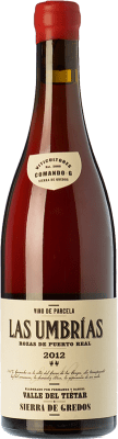 Red wine Comando G Las Umbrías Crianza D.O. Vinos de Madrid Madrid's community Spain Grenache Bottle 75 cl