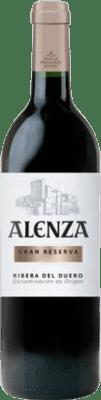 43,95 € Envoi gratuit | Vin rouge Condado de Haza Alenza Gran Reserva D.O. Ribera del Duero Castille et Leon Espagne Tempranillo Bouteille 75 cl