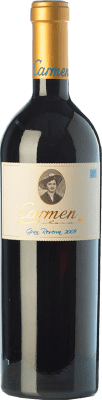 86,95 € Free Shipping | Red wine Contador Benjamín Romeo Carmen Gran Reserva 2009 D.O.Ca. Rioja The Rioja Spain Tempranillo, Grenache, Graciano Bottle 75 cl