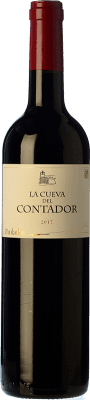 69,95 € Free Shipping | Red wine Contador La Cueva Crianza D.O.Ca. Rioja The Rioja Spain Tempranillo Bottle 75 cl