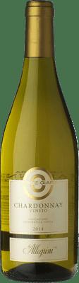 6,95 € Envío gratis | Vino blanco Corte Giara I.G.T. Veneto Veneto Italia Chardonnay Botella 75 cl