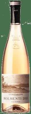 33,95 € Free Shipping   Rosé wine Costaripa Molmenti Italy Sangiovese, Barbera, Marzemino, Groppello Bottle 75 cl