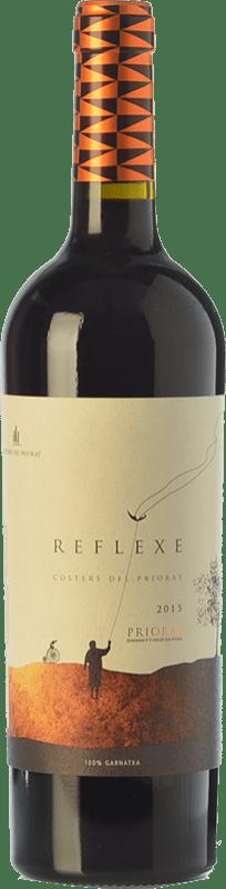 11,95 € Free Shipping | Red wine Costers del Priorat Reflexe Crianza D.O.Ca. Priorat Catalonia Spain Syrah, Grenache, Cabernet Sauvignon, Carignan Bottle 75 cl