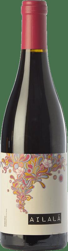 11,95 € Free Shipping   Red wine Coto de Gomariz Ailalá Roble D.O. Ribeiro Galicia Spain Sousón, Caíño Black, Ferrol Bottle 75 cl