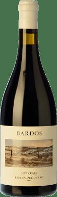 37,95 € Envoi gratuit | Vin rouge Bardos Suprema 30 Meses Reserva D.O. Ribera del Duero Castille et Leon Espagne Tempranillo Bouteille 75 cl