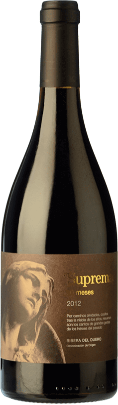 37,95 € Free Shipping | Red wine Bardos Suprema 30 Meses Reserva D.O. Ribera del Duero Castilla y León Spain Tempranillo Bottle 75 cl