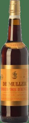 45,95 € Envoi gratuit | Vin doux De Muller Dom Berenguer Solera 1918 D.O.Ca. Priorat Catalogne Espagne Grenache, Grenache Blanc, Muscat d'Alexandrie Bouteille 75 cl