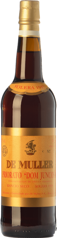 34,95 € Envoi gratuit   Vin fortifié De Muller Dom Juncosa Solera 1939 D.O.Ca. Priorat Catalogne Espagne Grenache, Grenache Blanc, Muscat d'Alexandrie Bouteille 75 cl