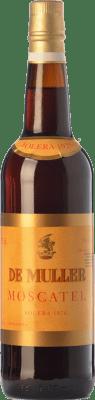 38,95 € Envío gratis | Vino dulce De Muller Moscatel Solera 1926 D.O. Tarragona Cataluña España Moscatel de Alejandría Botella 75 cl