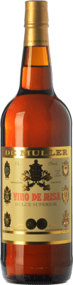 7,95 € Spedizione Gratuita   Vino dolce De Muller Vino de Misa D.O. Terra Alta Catalogna Spagna Grenache Bianca, Macabeo Bottiglia Missile 1 L