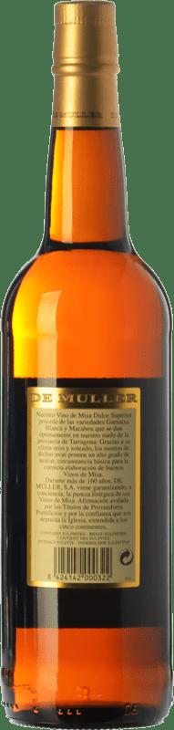 6,95 € Free Shipping   Sweet wine De Muller Vino de Misa D.O. Terra Alta Catalonia Spain Grenache White, Macabeo Bottle 75 cl