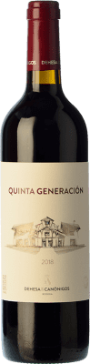13,95 € Free Shipping | Red wine Dehesa de los Canónigos Quinta Generación Joven D.O. Ribera del Duero Castilla y León Spain Tempranillo Bottle 75 cl | Thousands of wine lovers trust us to get the best price guarantee, free shipping always and hassle-free shopping and returns.