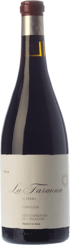 1 257,95 € Free Shipping | Red wine Descendientes J. Palacios La Faraona Crianza D.O. Bierzo Castilla y León Spain Mencía Bottle 75 cl