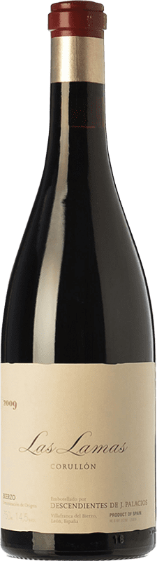 108,95 € Free Shipping | Red wine Descendientes J. Palacios Las Lamas Crianza D.O. Bierzo Castilla y León Spain Mencía Bottle 75 cl
