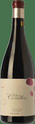 93,95 € Envío gratis | Vino tinto Descendientes J. Palacios Villa de Corullón Crianza D.O. Bierzo Castilla y León España Mencía Botella Mágnum 1,5 L
