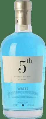 23,95 € Free Shipping | Gin Destilerías del Maresme Gin 5th Water Floral Spain Bottle 70 cl
