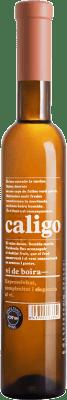 26,95 € Envío gratis | Vino dulce DG Caligo Vi de Boira D.O. Penedès Cataluña España Chardonnay Media Botella 37 cl
