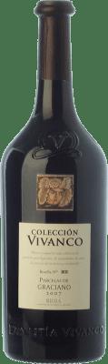 67,95 € Envoi gratuit | Vin rouge Vivanco Colección Parcelas Crianza 2008 D.O.Ca. Rioja La Rioja Espagne Graciano Bouteille 75 cl