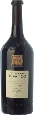 52,95 € Envío gratis | Vino tinto Vivanco Colección Parcelas Crianza 2008 D.O.Ca. Rioja La Rioja España Graciano Botella 75 cl