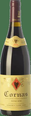 86,95 € Free Shipping | Red wine Auguste Clape Crianza A.O.C. Cornas Rhône France Syrah Bottle 75 cl