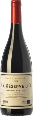 27,95 € Free Shipping | Red wine Réserve d'O Marie et Frédéric Chauffray Reserva I.G.P. Vin de Pays Languedoc Languedoc France Syrah, Grenache, Cinsault Bottle 75 cl