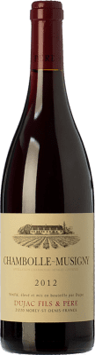 51,95 € Free Shipping | Red wine Domaine Dujac Fils & Père Crianza A.O.C. Chambolle-Musigny Burgundy France Pinot Black Bottle 75 cl