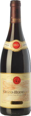 29,95 € Free Shipping | Red wine Domaine E. Guigal Crianza A.O.C. Crozes-Hermitage Rhône France Syrah Bottle 75 cl