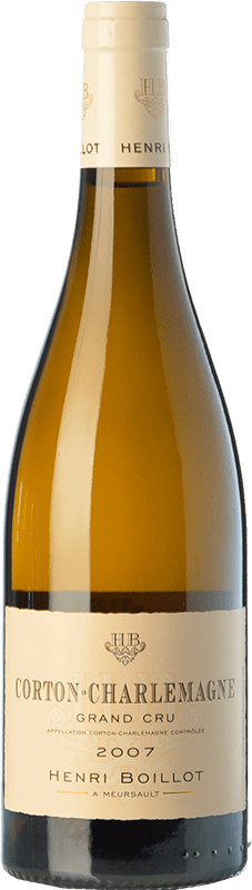166,95 € Envoi gratuit | Vin blanc Domaine Henri Boillot Grand Cru Crianza 2010 A.O.C. Corton-Charlemagne Bourgogne France Chardonnay Bouteille 75 cl