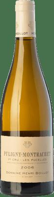 85,95 € Free Shipping | White wine Domaine Henri Boillot Les Pucelles Crianza 2006 A.O.C. Puligny-Montrachet Burgundy France Chardonnay Bottle 75 cl