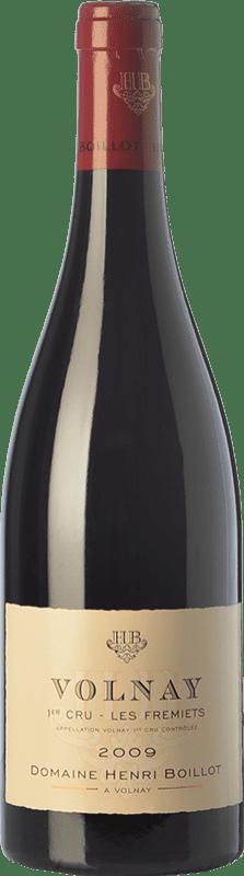89,95 € Envoi gratuit | Vin rouge Domaine Henri Boillot Premier Cru Fremiets Crianza 2009 A.O.C. Volnay Bourgogne France Pinot Noir Bouteille 75 cl