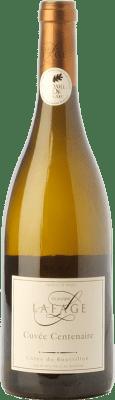 9,95 € Kostenloser Versand | Weißwein Domaine Lafage Cuvée Centenaire Crianza A.O.C. Côtes du Roussillon Languedoc-Roussillon Frankreich Grenache Weiß, Roussanne Flasche 75 cl